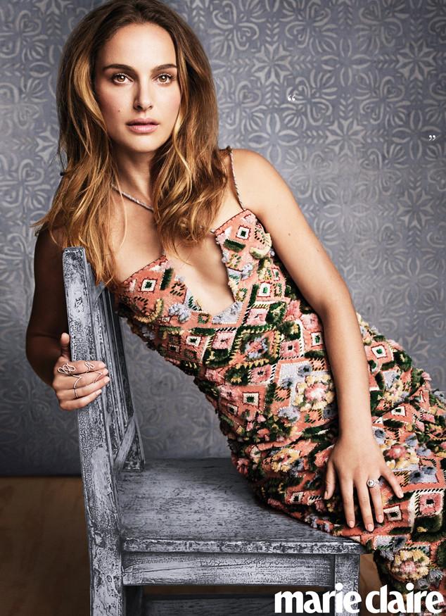 Natalie Portman, Marie Claire