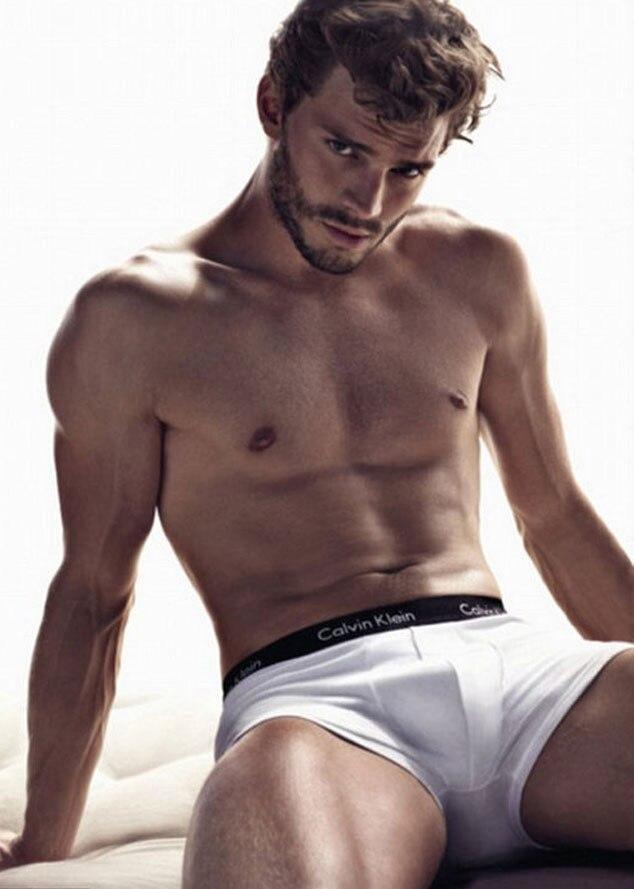 Underwear models Nude Photos 41