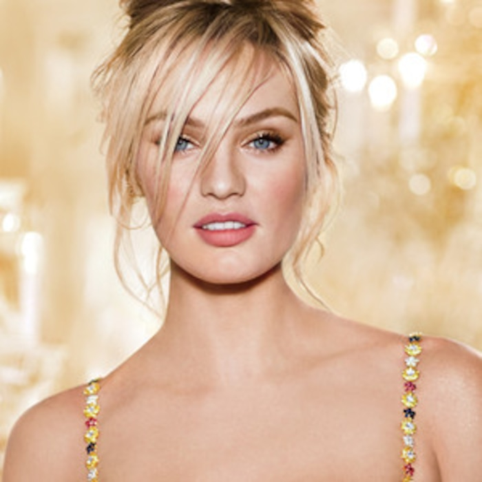 290828039e36d Candice Swanepoel to Wear Victoria s Secret s  10 Million Royal Fantasy Bra—See  the Pic!