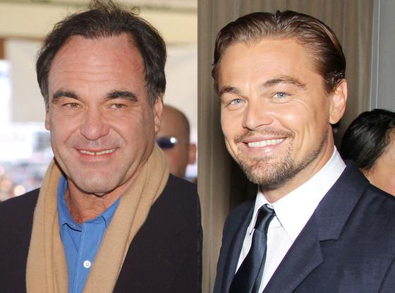 Oliver Stone, Leonardo DiCaprio