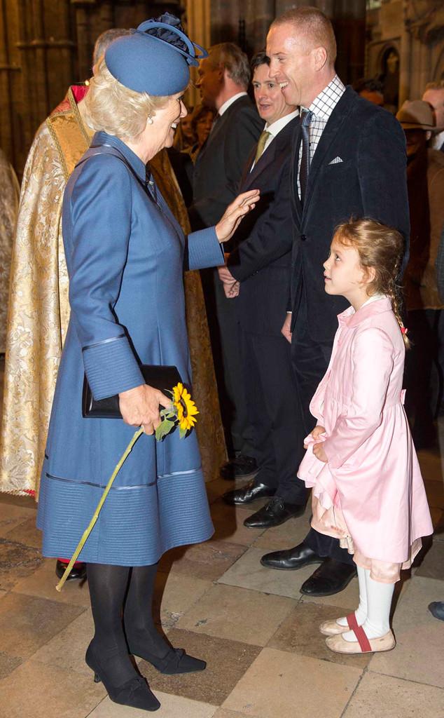 Camilla, Duchess of Cornwall, Damian Lewis