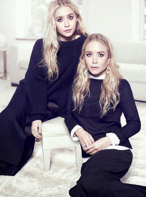 Mary- Kate, Ashley Olsen