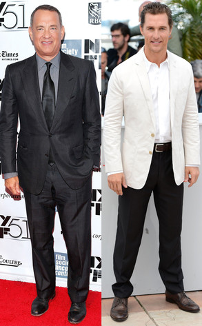 Tom Hanks, Matthew McConaughey