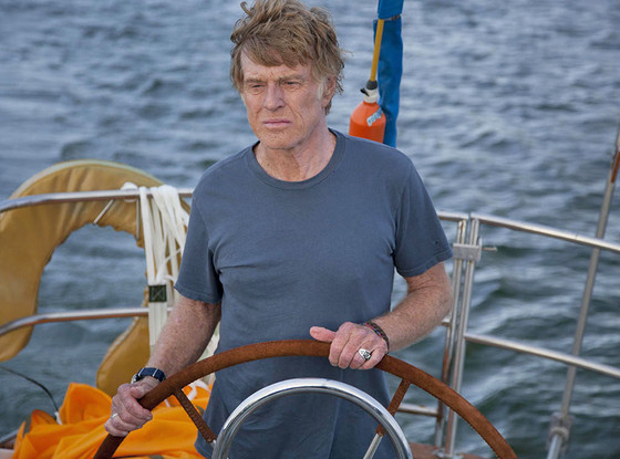 Robert Redford, All is Lost