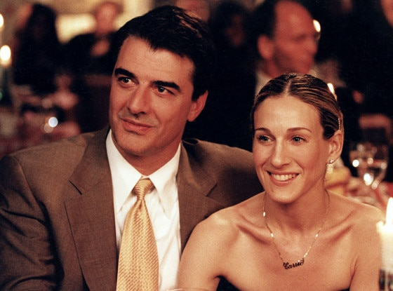 Carrie and mr big age difference in dating