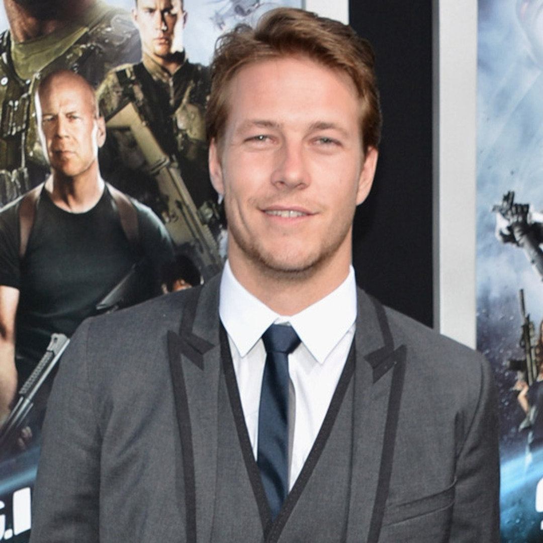 Luke Bracey In Point Break 5 Facts About The New Johnny Utah E Online