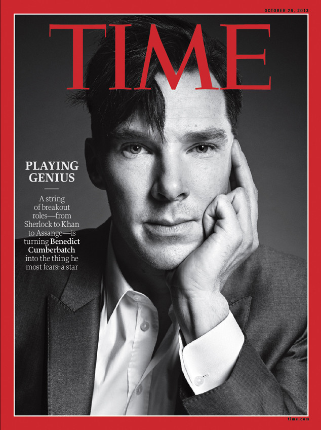 Benedict Cumberbatch, Time Magazine