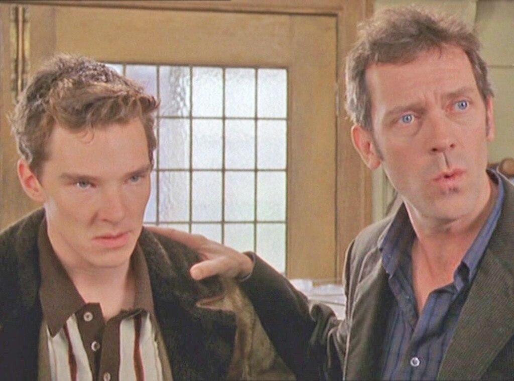 Benedict Cumberbatch, Hugh Laurie, Fortysomething