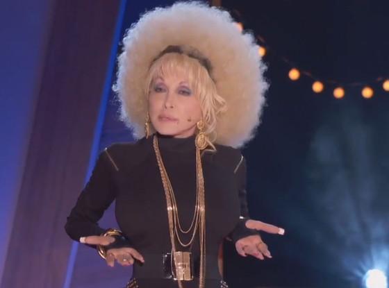 Dolly Parton, The Queen Latifah Show