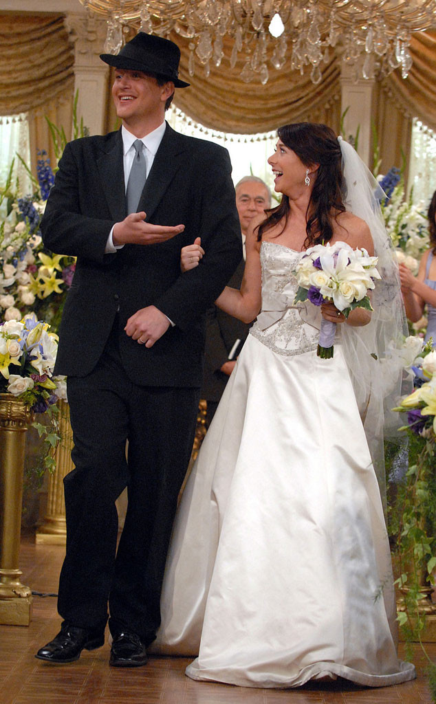 How I Met Your Mother, TV Weddings