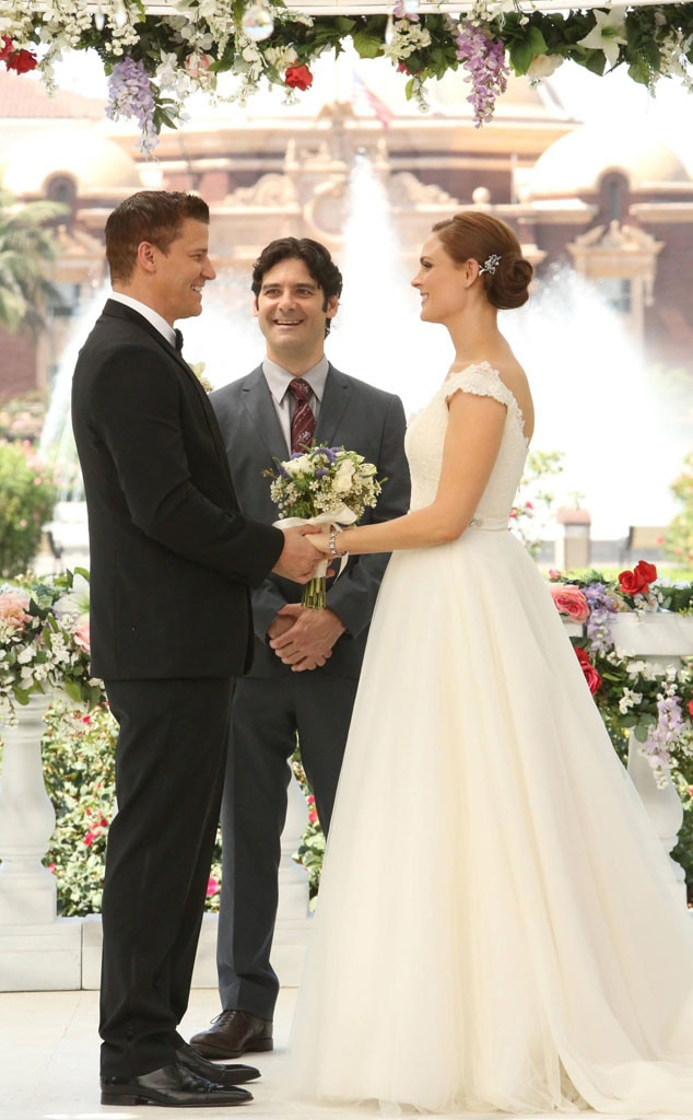 Bones, TV Weddings