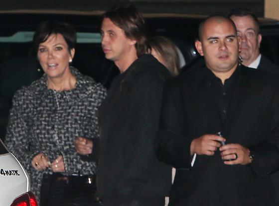 Kris Jenner, Jonathan Cheban