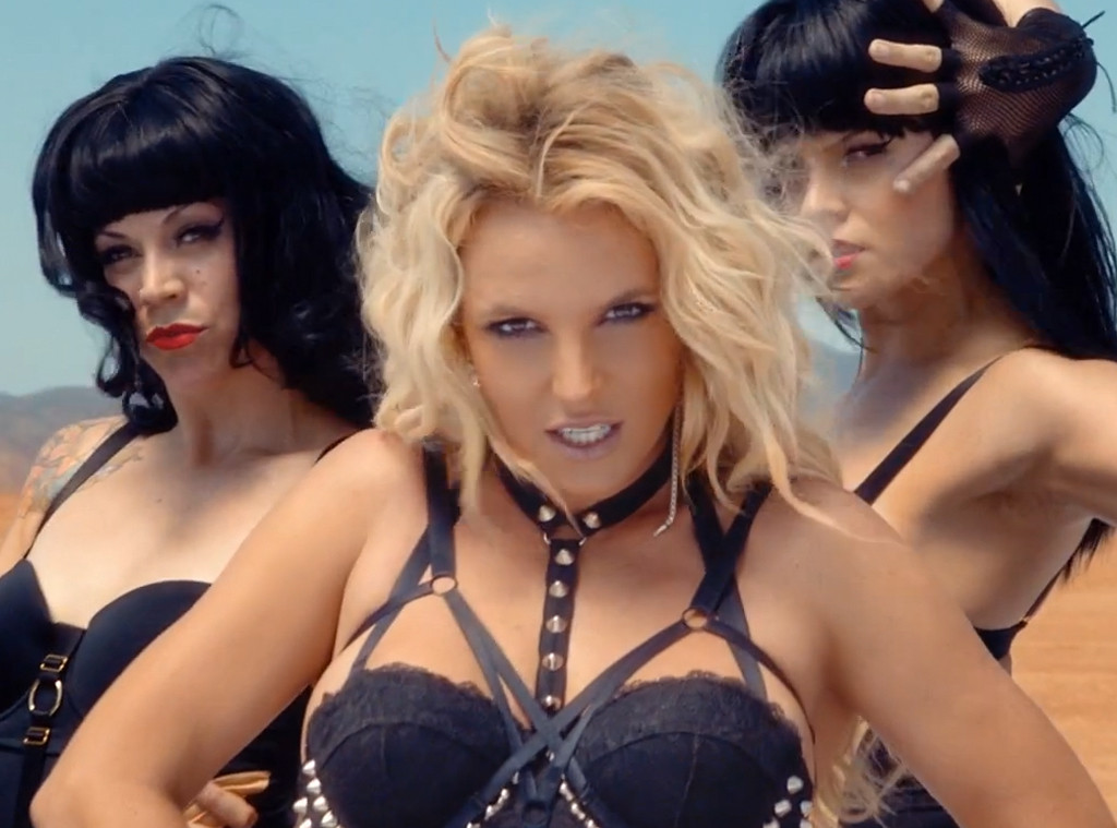 Britney Spears, Work