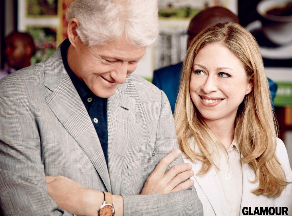 Bill Clinton, Chelsea Clinton