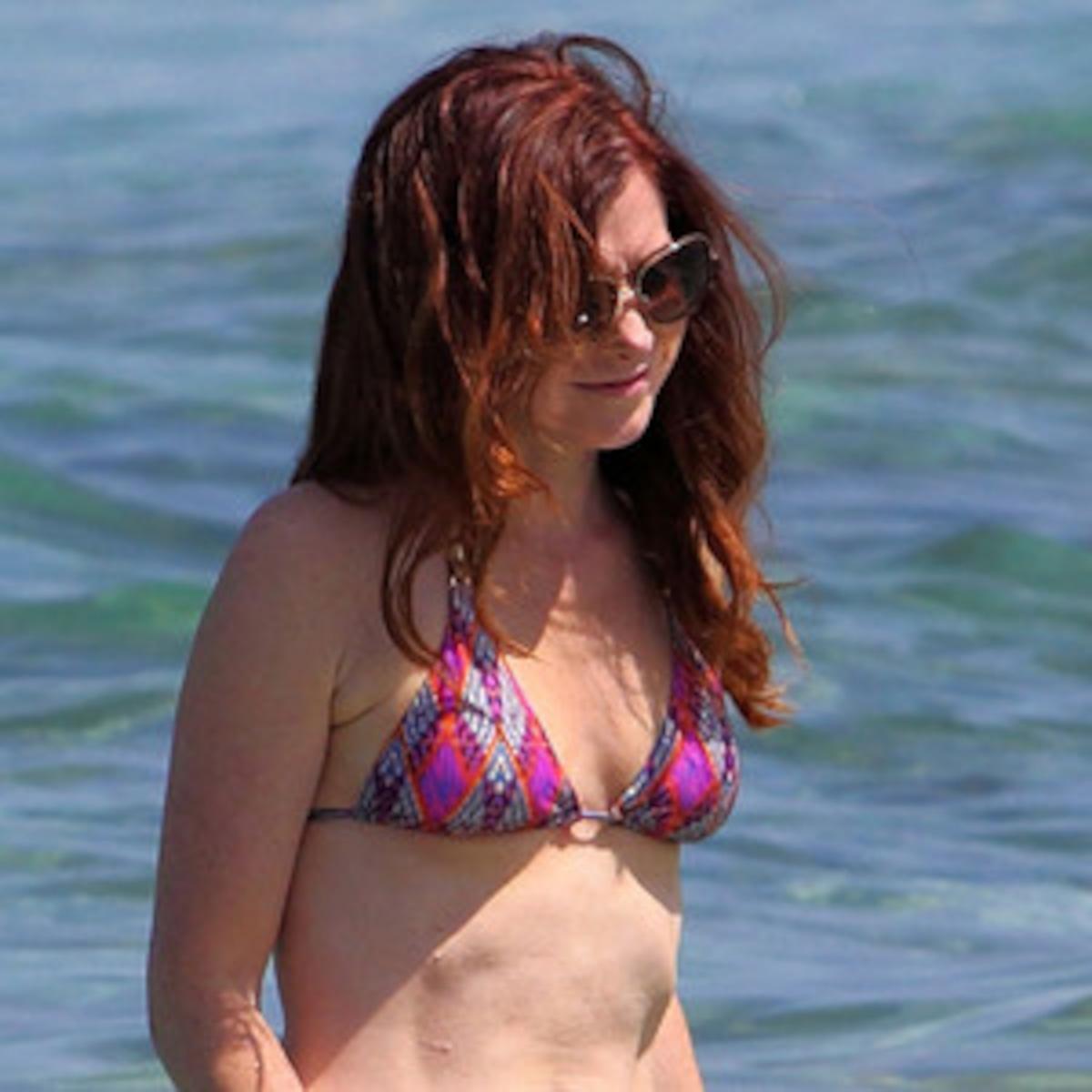 Alyson Hannigan Hot see alyson hannigan's super fit bikini body!   e! news australia