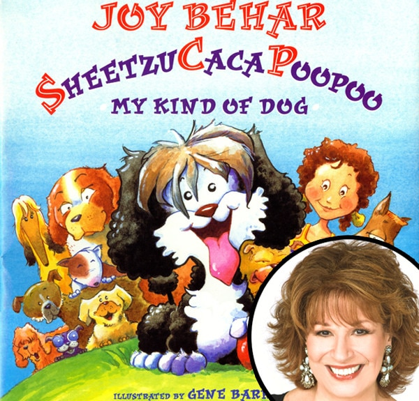 Joy Behar -  Before she said goodbye to  The View , the talk-show host created an adorable story centered around our four-legged friends.