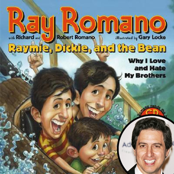 Ray Romano -  The  Parenthood  actor introduces readers to three brothers who don't always get along. In this funny tale, however, we quickly learn family is forever!