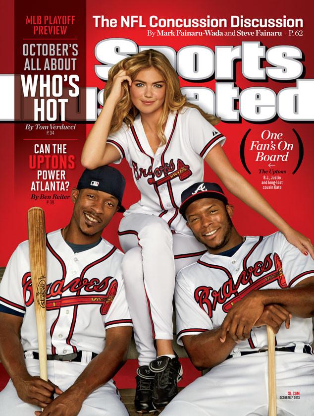 Kate Upton, Sports Illustrated