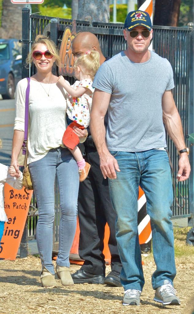 Eric Dane, Rebecca Gayheart