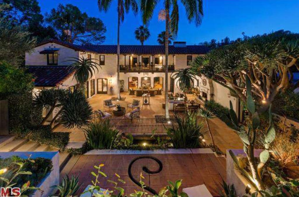 Robert Pattinson, Los Feliz Home