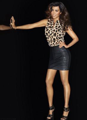 Kourtney Kardashian, Lipsy