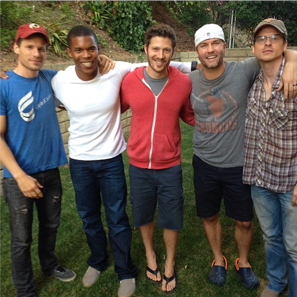 Friday Night Lights Reunion Photo: Catching Up With the Dillon Gang