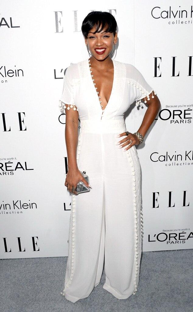Meagan Good, ELLE's 20th Annual Women In Hollywood Celebration