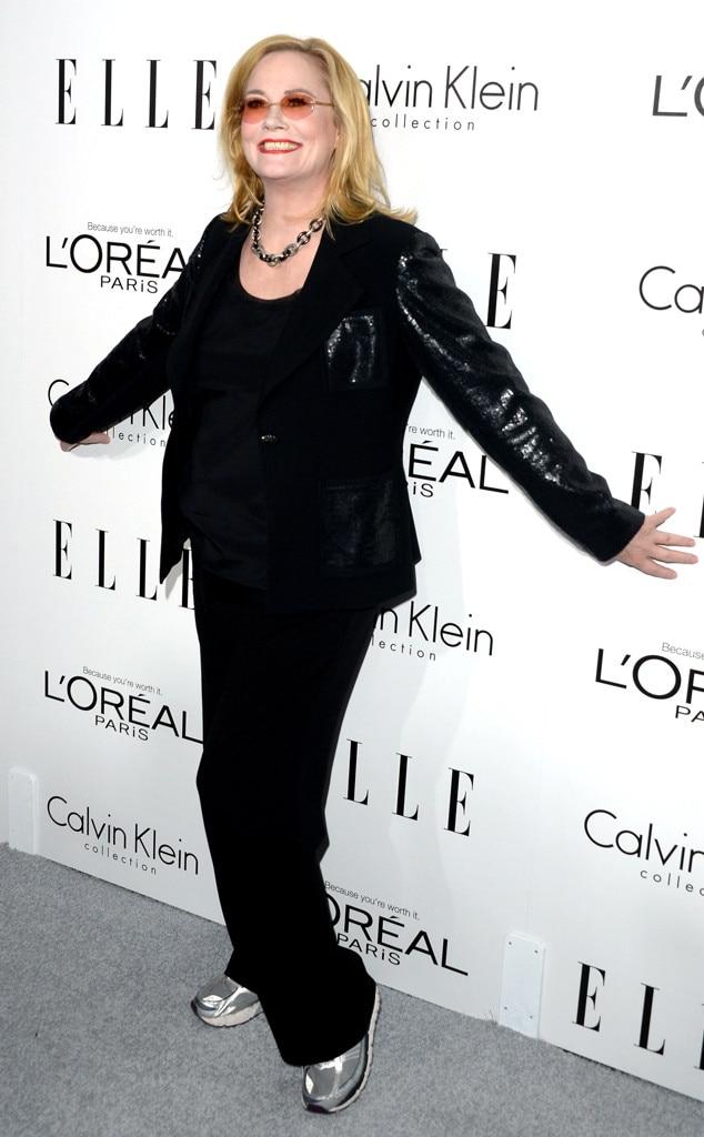 Cybill Shepherd, ELLE's 20th Annual Women In Hollywood Celebration