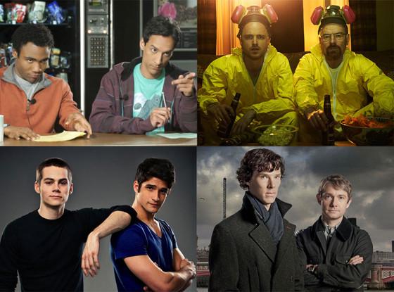 TV Costumes: Community, Breaking Bad, Teen Wolf, Sherlock Holmes