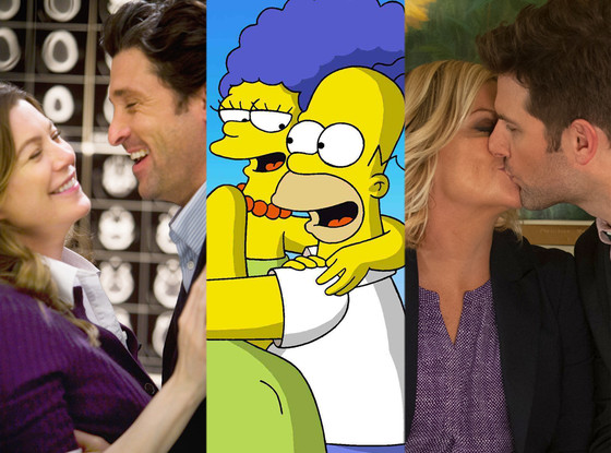 TV Proposals, Grey's Anatomy, The Simpsons, Parks and Rec