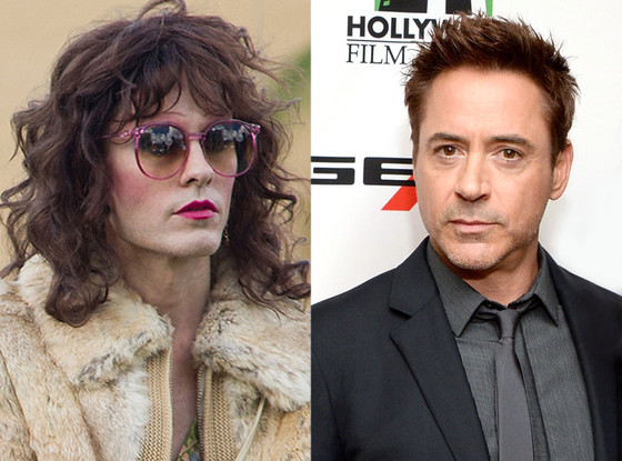 Jared Leto, Robert Downey Jr.
