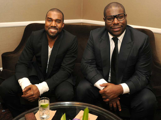 Kanye West, Hollywood Film Awards, Steve McQueen