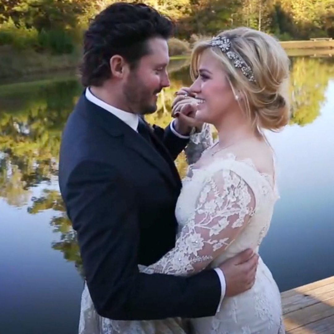 Kelly Clarkson Says She Didn T Know Marriage Was Possible E Online