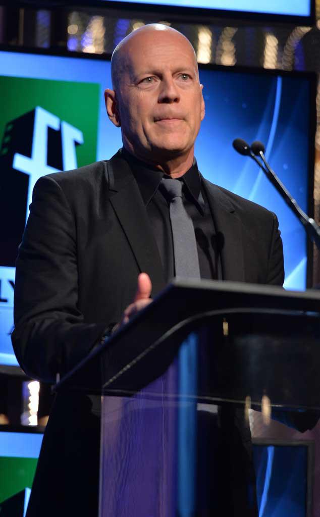 Bruce Willis, Hollywood Film Awards