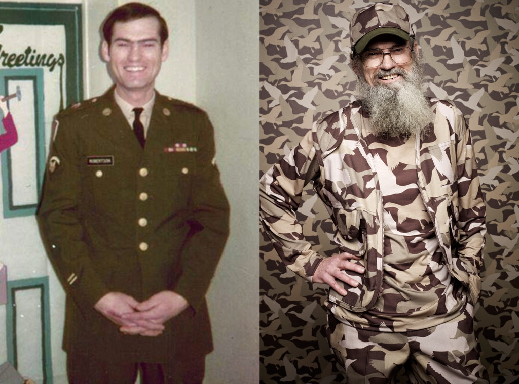 Si, Duck Dynasty without beards