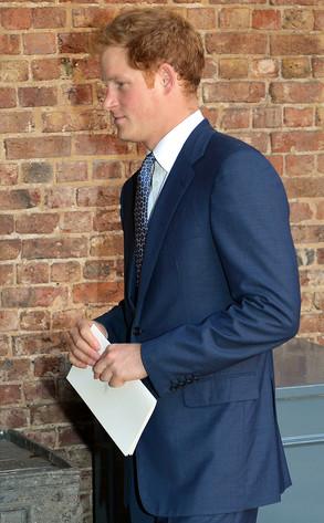 Prince Harry, Prince George