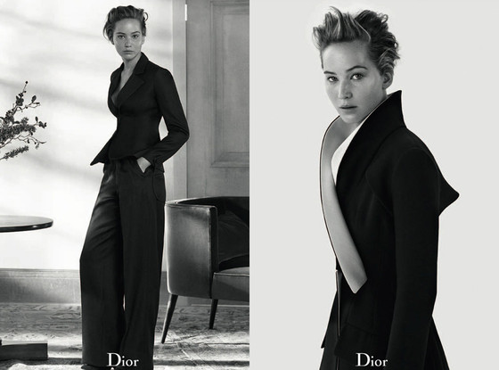 Dior, Jennifer Lawrence