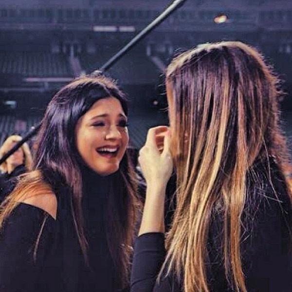 Khloe Kardashian Odom, Kylie Jenner, Instagram