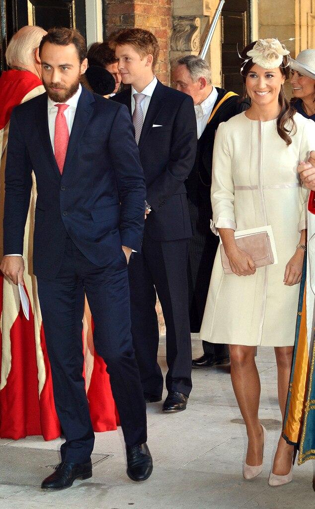 Pippa Middleton, James Middleton