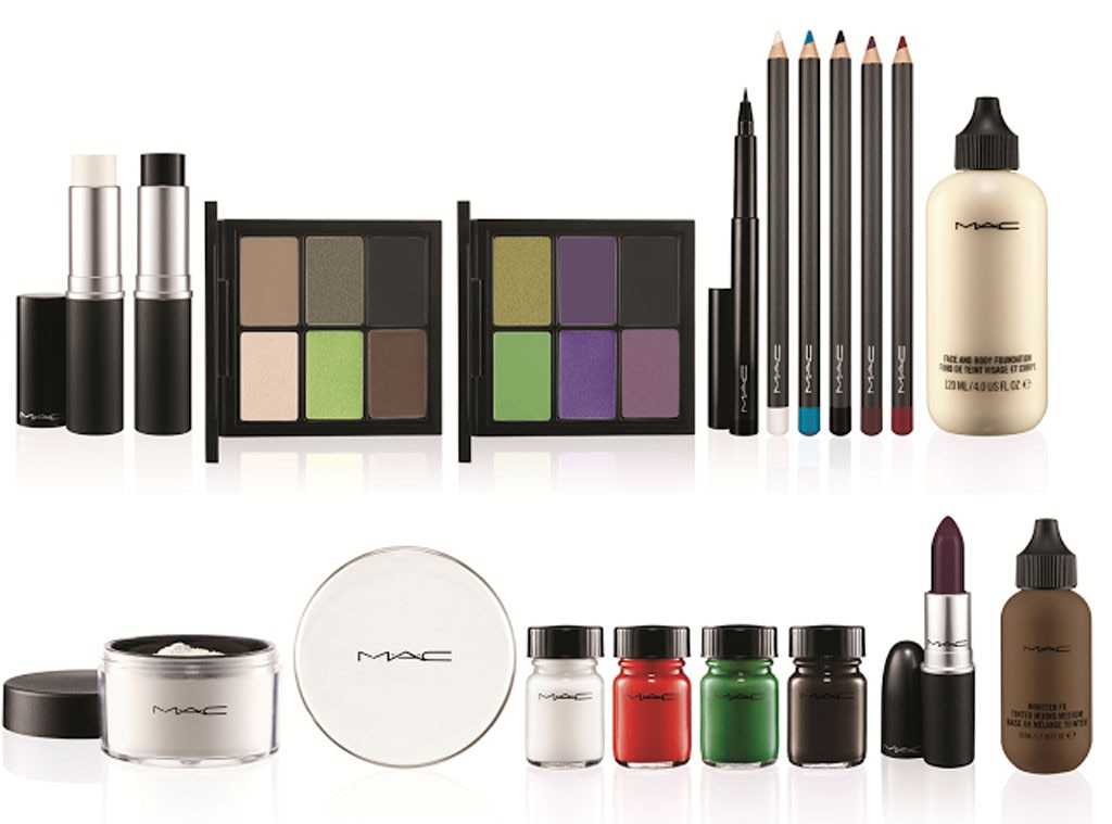 Editor Obsessions, MAC Rick Baker collection
