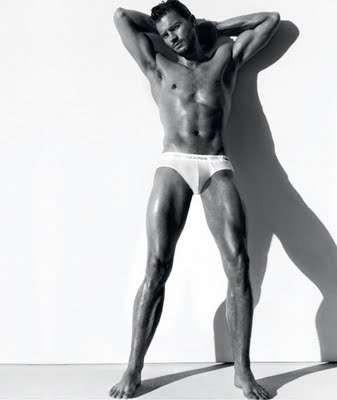 Christian Grey pelado Jamie Dornan