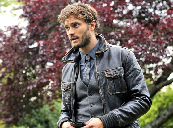 Jamie Dornan, Once Upon a Time, Returning Stars