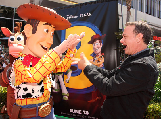 Woody, Tom Hanks