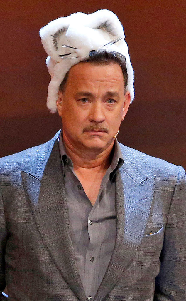Tom Hanks, Wetten dass...?