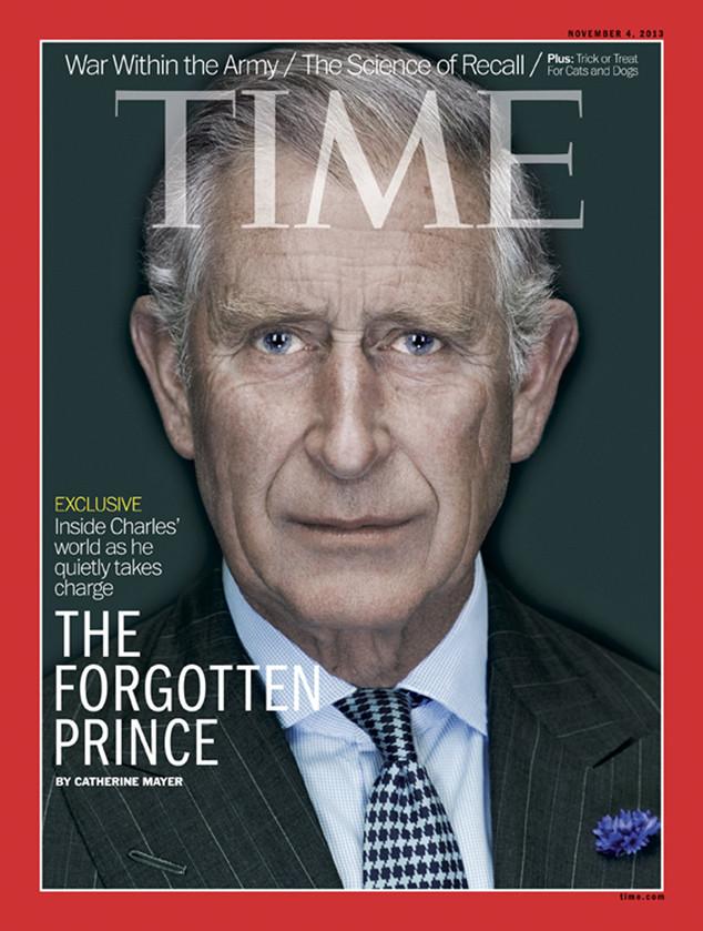 TIME, Prince Charles