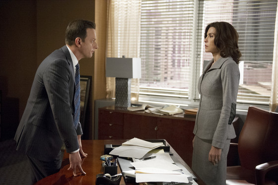 The Good Wife, Julianna Margulies, Josh Charles