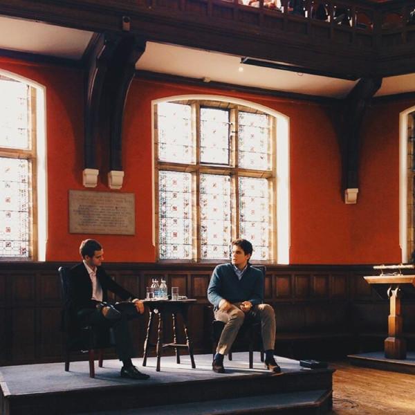 John Mayer, Oxford