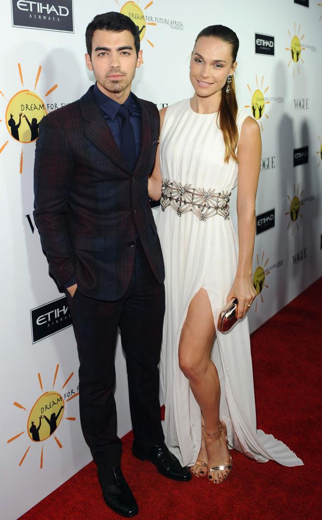 Joe Jonas and Girlfriend Blanda Eggenschwiler Have Another ...