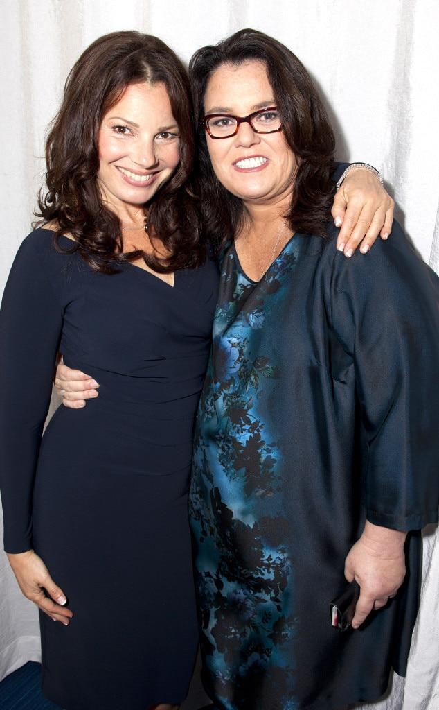 Fran Drescher, Rosie O'Donnell