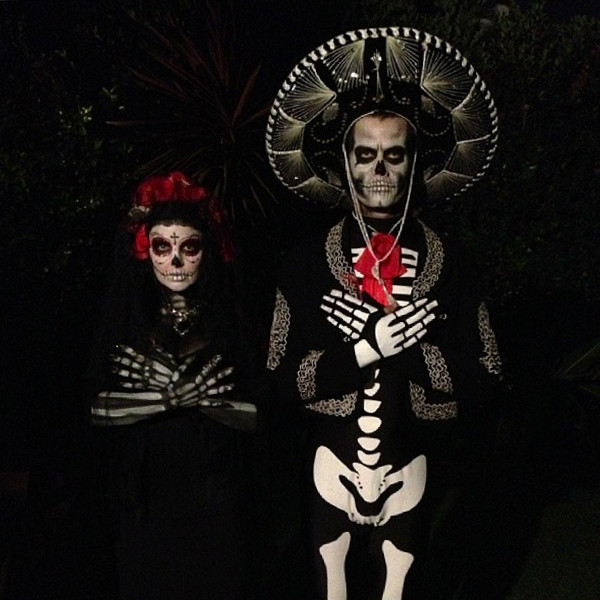 Fergie And Josh Duhamel Dress Up Twice For Halloweensee Their